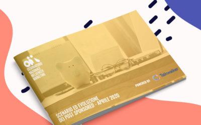 I contenuti sponsored degli influencer nel nuovo report mensile ONIM
